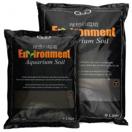 GlasGarten Environment Aquarium Soil - 9 l