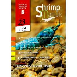 Shrimp Maniak nr 5 Kwartalnik krewetkomaniaków