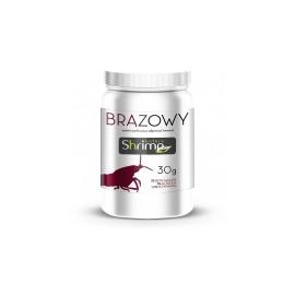 Shrimp Nature Brązowy - opakowanie 30 gram - wspomaga odporność