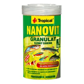 TROPICAL NANOVIT GRANULAT 100 ml