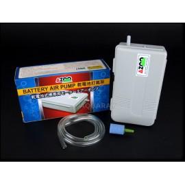 AZOO BATTERY AIR PUMP Pompka na baterię - Zestaw