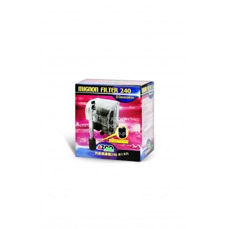AZOO MIGNON FILTER 240 Generacja II - filtr kaskadowy