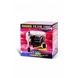 AZOO MIGNON FILTER 1000 Generacja II - filtr kaskadowy