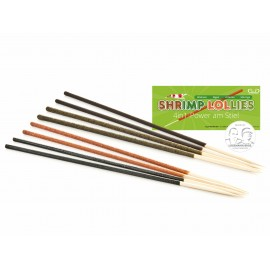 GlasGarten Shrimp Lollies - 4 in 1 mix Power - 8 szt