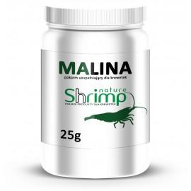 Shrimp Nature Malina - opakowanie 25 gram
