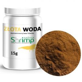 Shrimp Nature a Złota Woda - 15 gram - skoncentrowaneykwas fulvowy