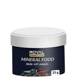 Royal Shrimps Food MINERAL FOOD 25 gram
