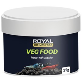 Royal Shrimps Food VEG FOOD 25 gram