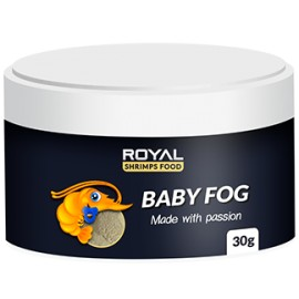 Royal Shrimps Food BABY FOG 3 gram