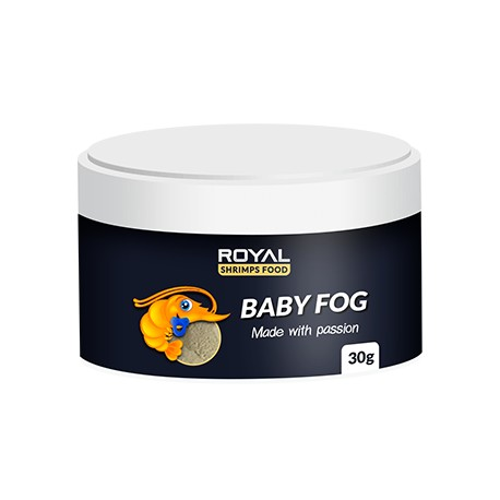 Royal Shrimps Food BABY FOG 25 gram