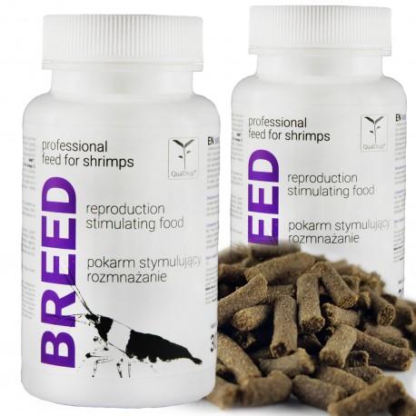 QualDrop BREED 30 gram – pokarm stymulujący rozmnażanie