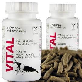 QualDrop VITAL 30 gram – kompletny pokarm wspomagający wzrost i wybarwienie