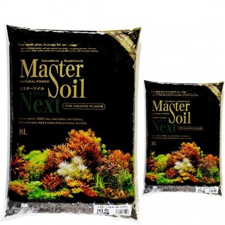 Master Soil Normal3 litry - Japońskie podłoże aktywne