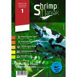 Shrimp Maniak nr 1 Kwartalnik krewetkomaniaków
