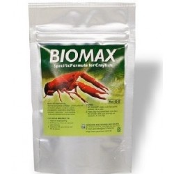 Genchem Biomax Crayfish 50 gram pokarm dla raków