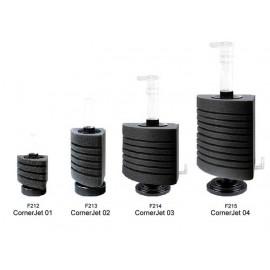Filtr Gąbkowy Corner Jet 01 - filtr narożny