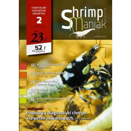 Shrimp Maniak nr 2 Kwartalnik krewetkomaniaków