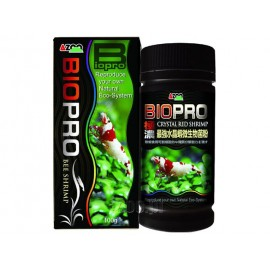 Azoo Crystal Red Shrimp BIOPRO 100g - bakterie