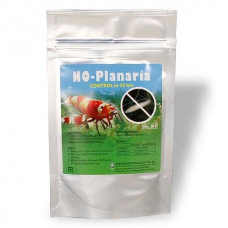 No planaria - 50 gram -