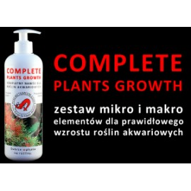Complete Plants Growth