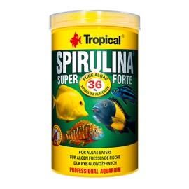 TROPICAL SUPER SPIRULINA FORTE 36% 12G płatki