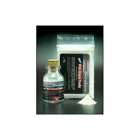 Shirakura White Mineral Powder 10 gram