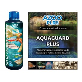 AZOO PLUS AQUAGUARD PLUS - Uzdatniacz wody - 120 ml
