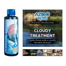 AZOO PLUS CLOUDY TREATMENT - Szybko klaruje wodę - 120 ml