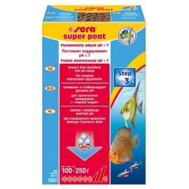 Sera super peat - Odtwarza środowisko czarnych wód - 500 gram